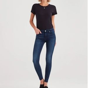 7 for All Mankind The Perfect Skinny Jeans